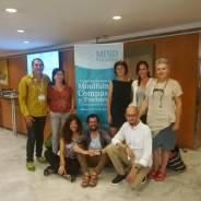 Baraka en el Congreso de Mindfulness de Málaga