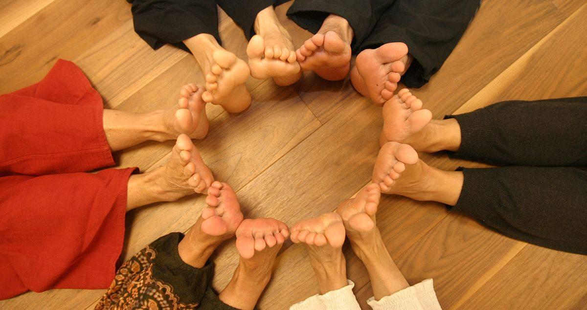 Baraka procesos grupales pies