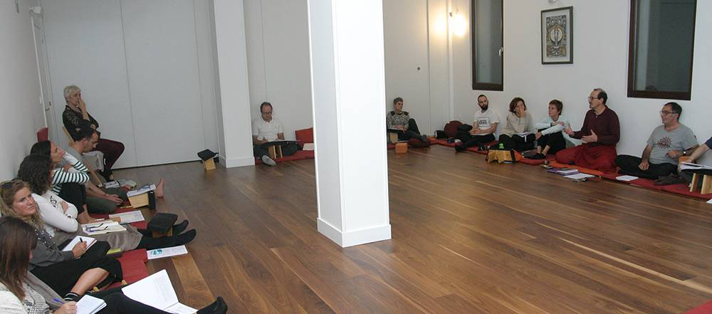 Baraka formación mindfulness básica