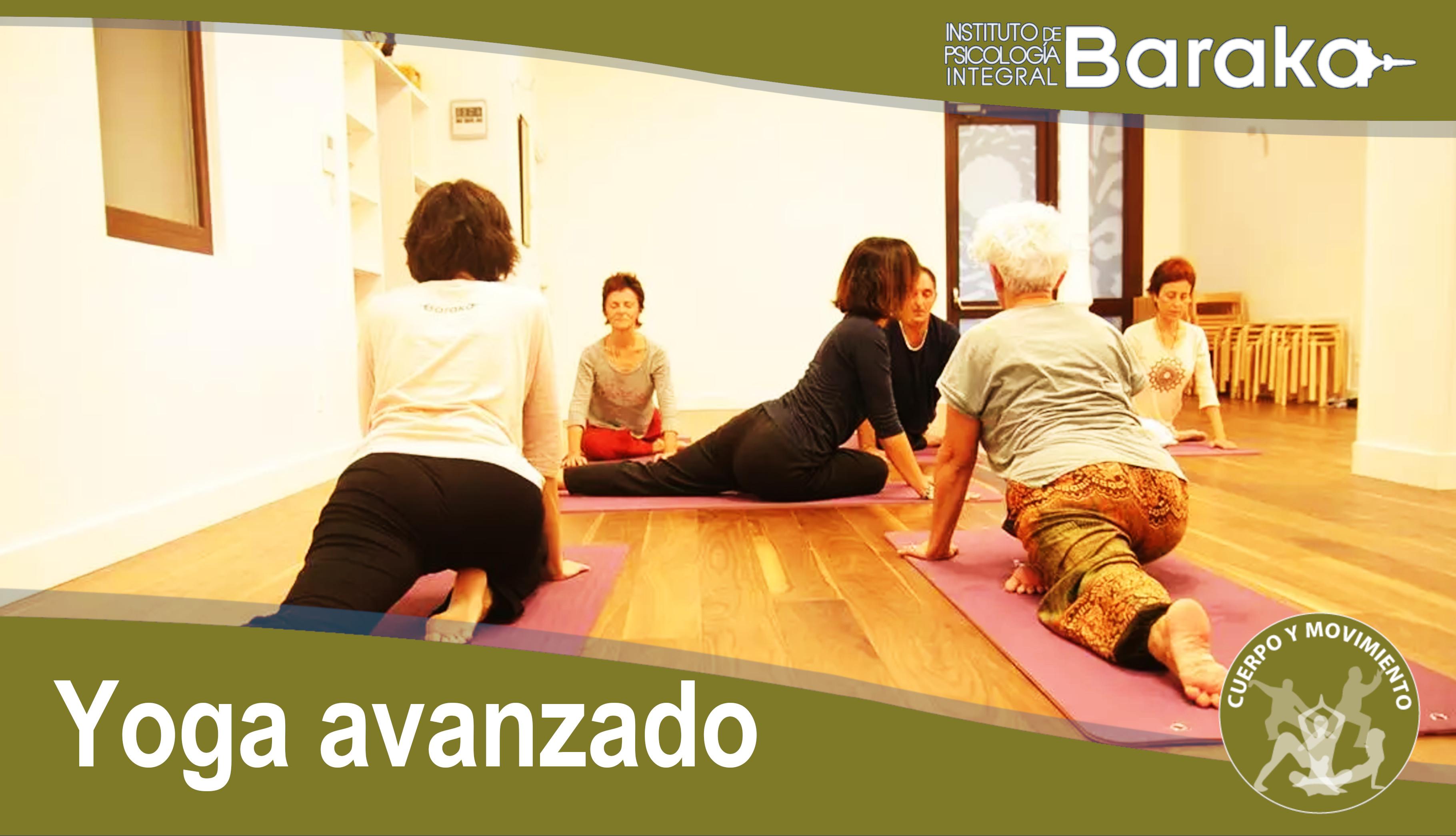 yoga avanzado baraka