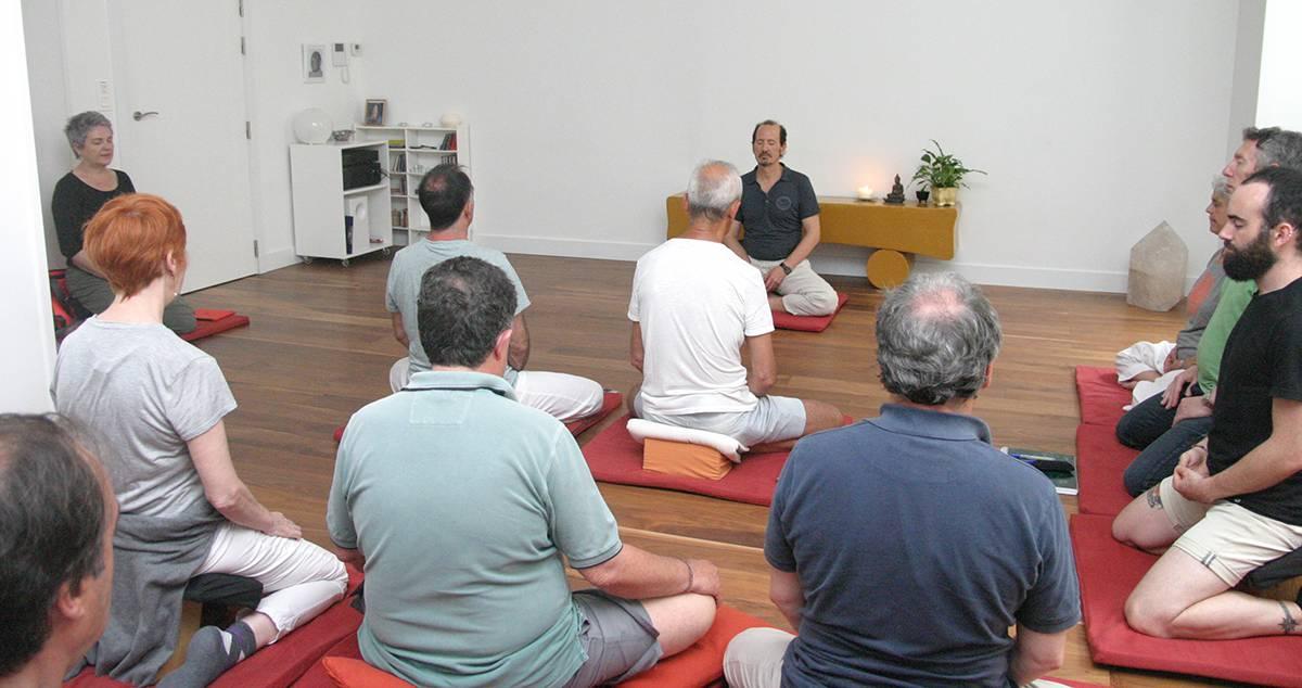 Baraka grupo meditación