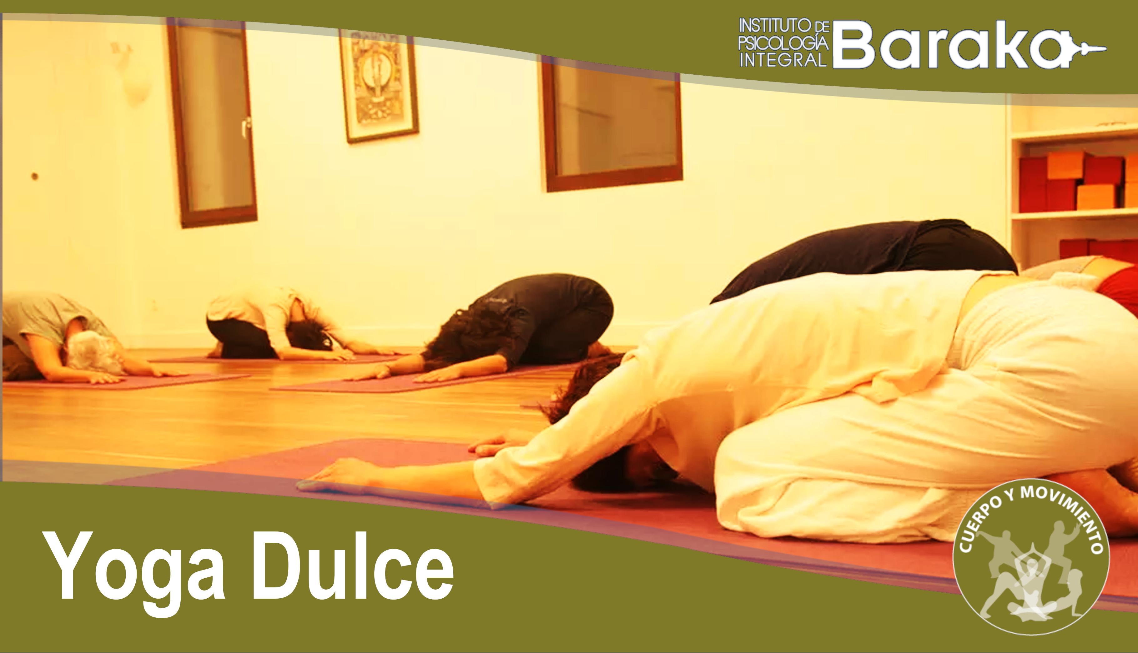 yoga dulce baraka