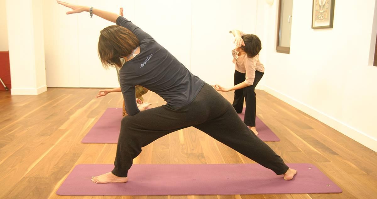 Baraka yoga intermedio