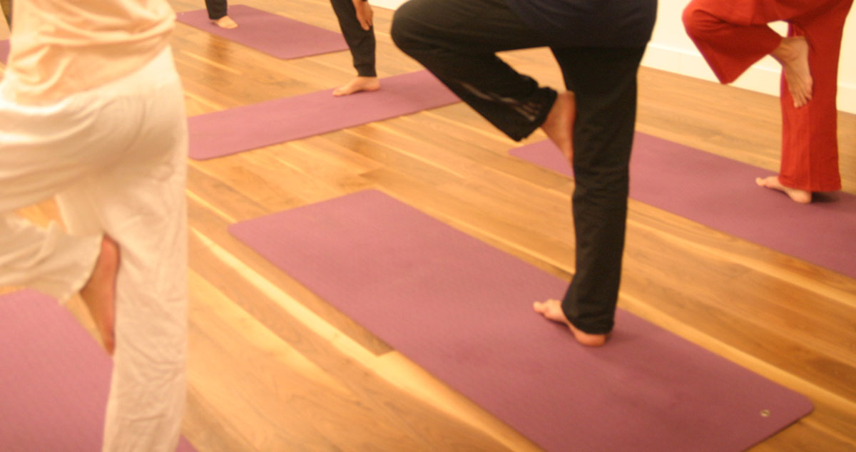 Baraka Yoga Intermedio