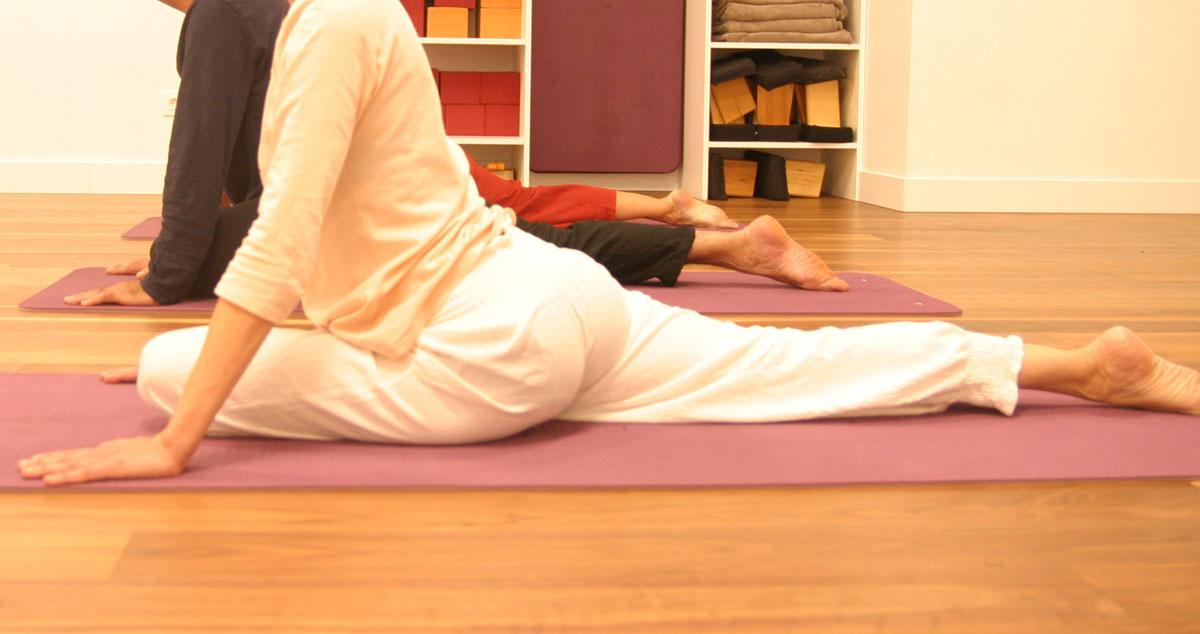 Baraka Yoga Principiantes intermedio