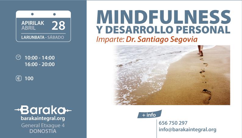 MINDFULNESS Y DESARROLLO PERSONAL