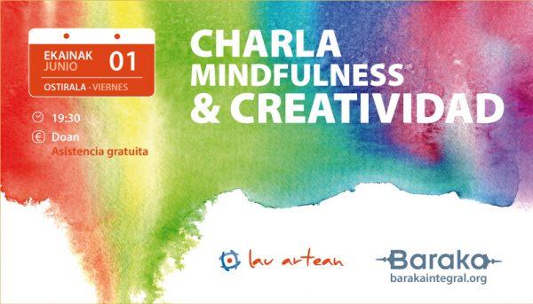 charla mindfulness & arteterapia