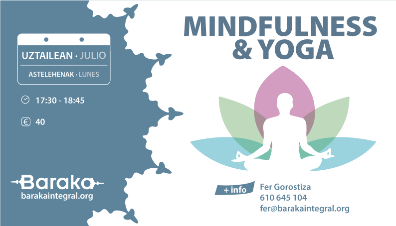 mindfulness & yoga