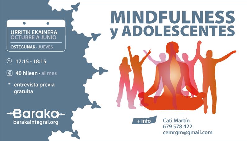 MINDFULNESS Y ADOLESCENTES