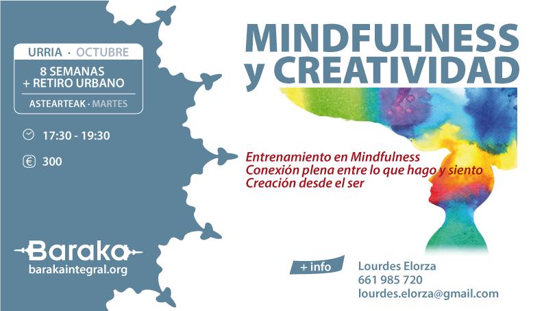 Baraka Mindfulness y Creatividad