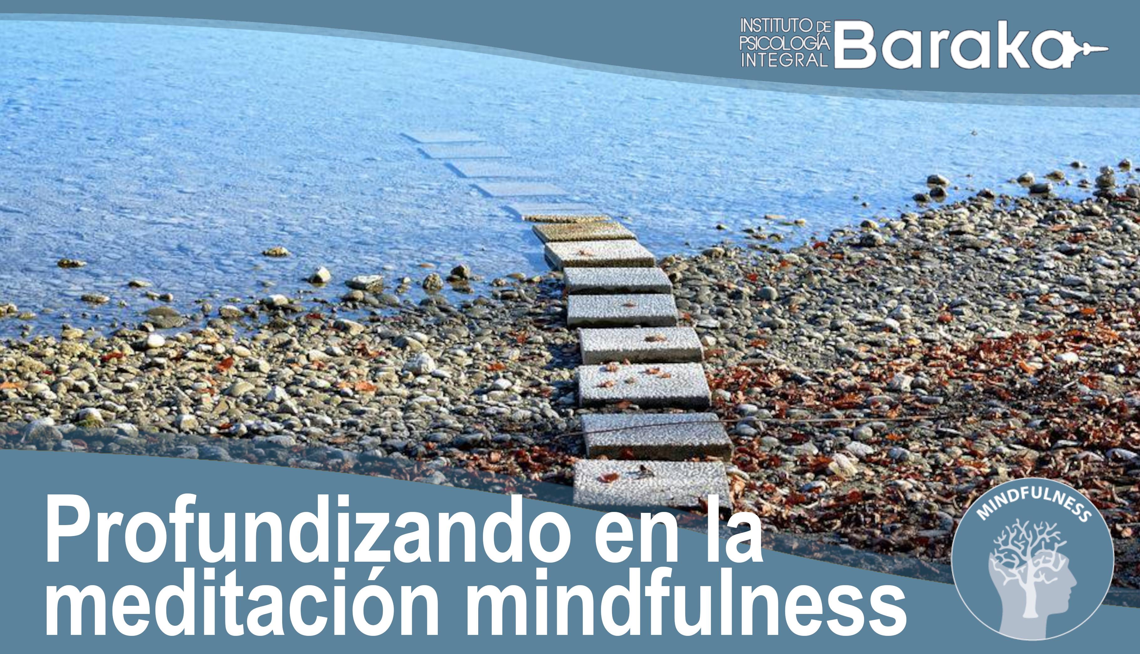 meditación mindfulness baraka