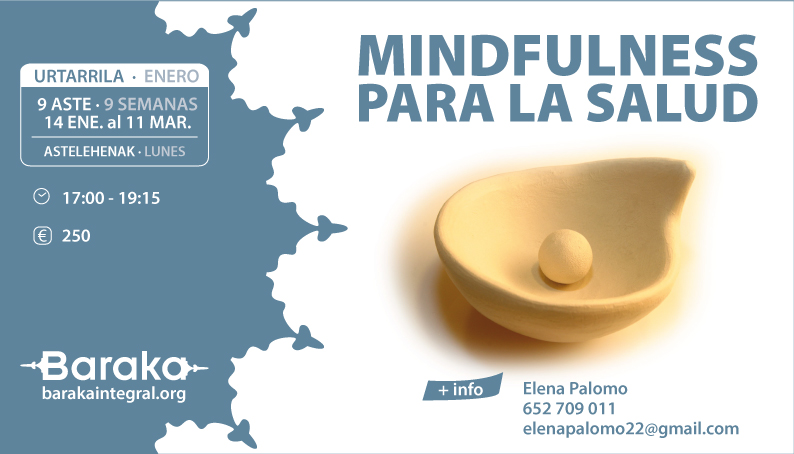 Baraka Mindfulness Salud