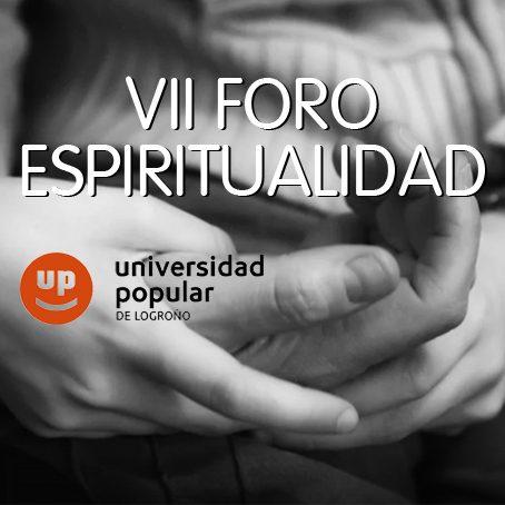 VII FORO ESPIRITUALIDAD: LA FUERZA DE LA COMPASIÓN