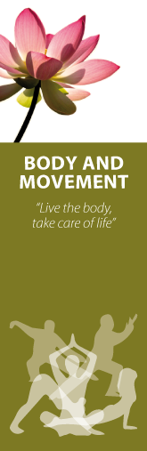 "Baraka Body and Movement ""Live the body, take care of life"""