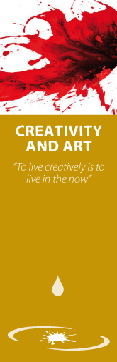 "Baraka Creativity and Art ""To live creatively is to live in the now"""