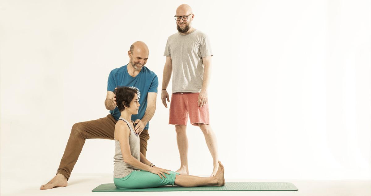 Baraka Formación en Yoga Terapéutico