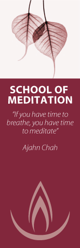 "Baraka School of Meditation. ""If you have time to breathe, you have time to meditate"""