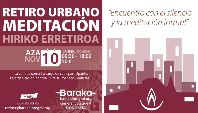 Baraka retiro urbano
