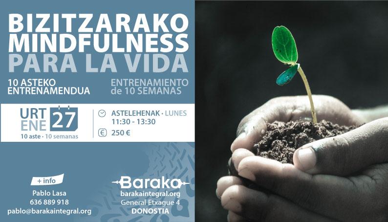 Baraka Mindfulness para la Vida
