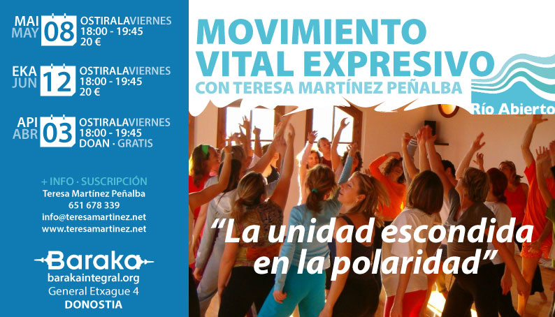 Baraka Movimiento vital expresivo