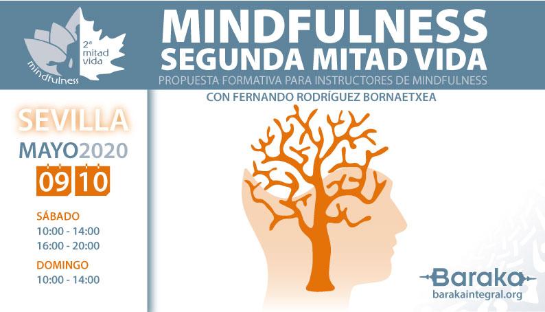 MINDFULNESS SEGUNDA MITAD VIDA · SEVILLA