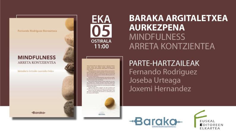 BARAKA ARGITALETXEA AURKEZPENA
