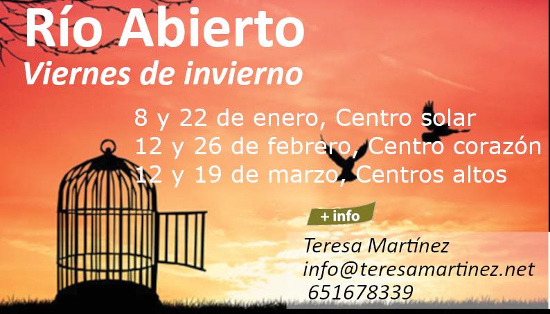 RIO ABIERTO. VIERNES DE INVIERNO