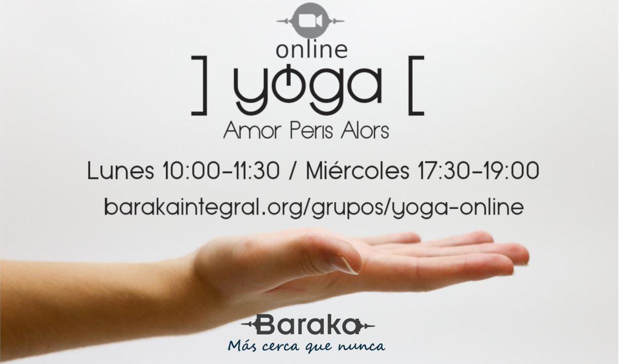 Nuevo grupo: Yoga Online