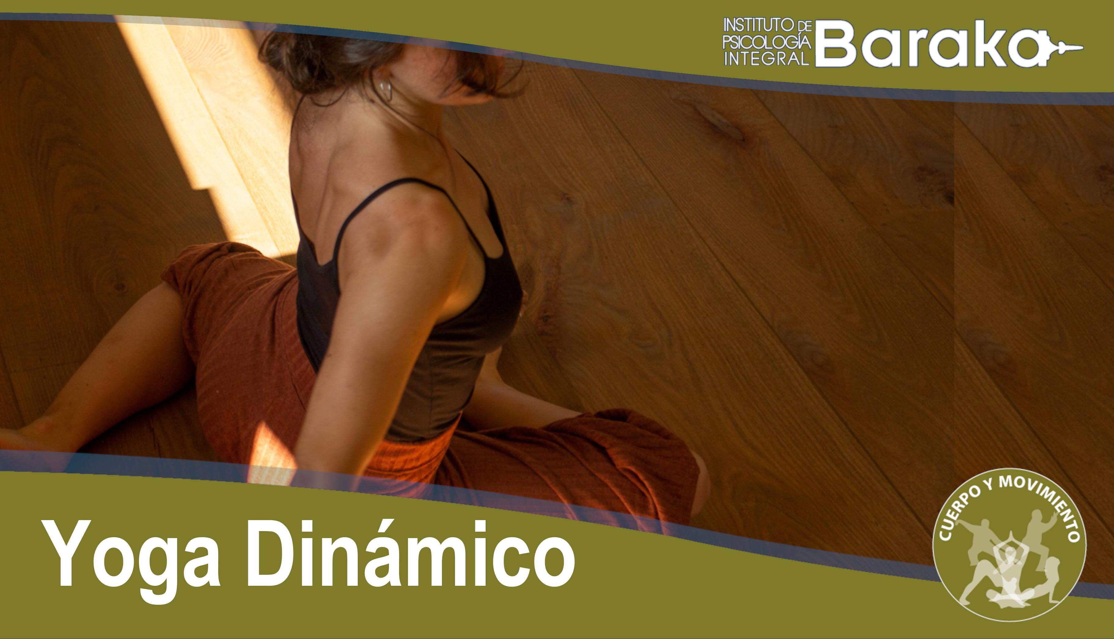 yoga dinamico baraka